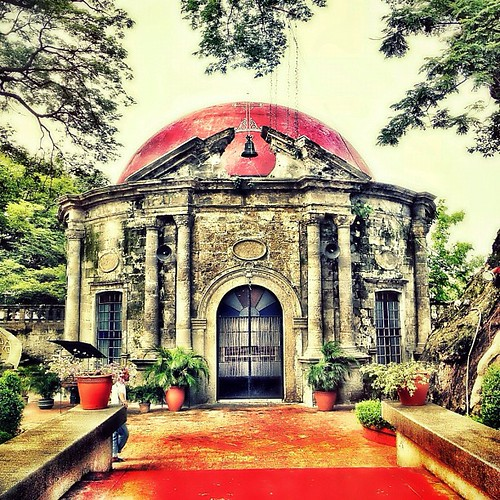 Paco Park Chapel | by MarSilverio Photography