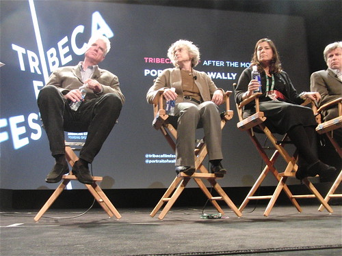 tribeca talks portrait of wally | by This Week in New York: twi-ny.com