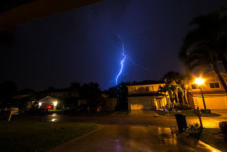 Boca Raton lightning | by TRABEAUX / PHOTOGRAPHY