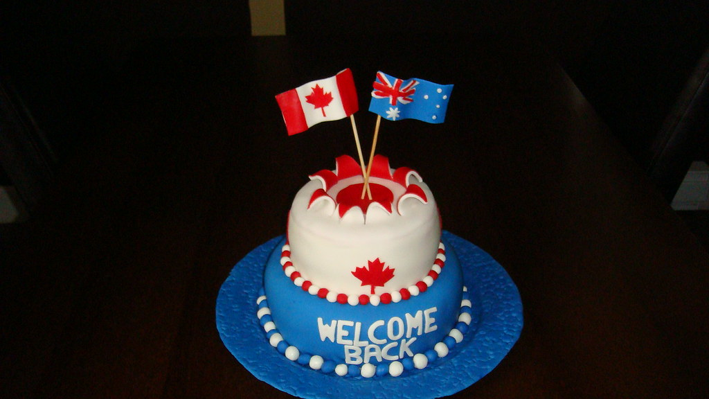 ... Welcome Home Cake | By Crazy About Cakes