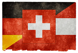 German Language Grunge Flag | by Free Grunge Textures - www.freestock.ca