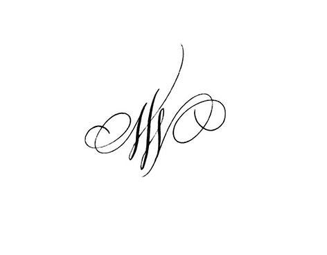 Calligraphie Tatouage Calligraphie Tatouages Lettres Entre Flickr