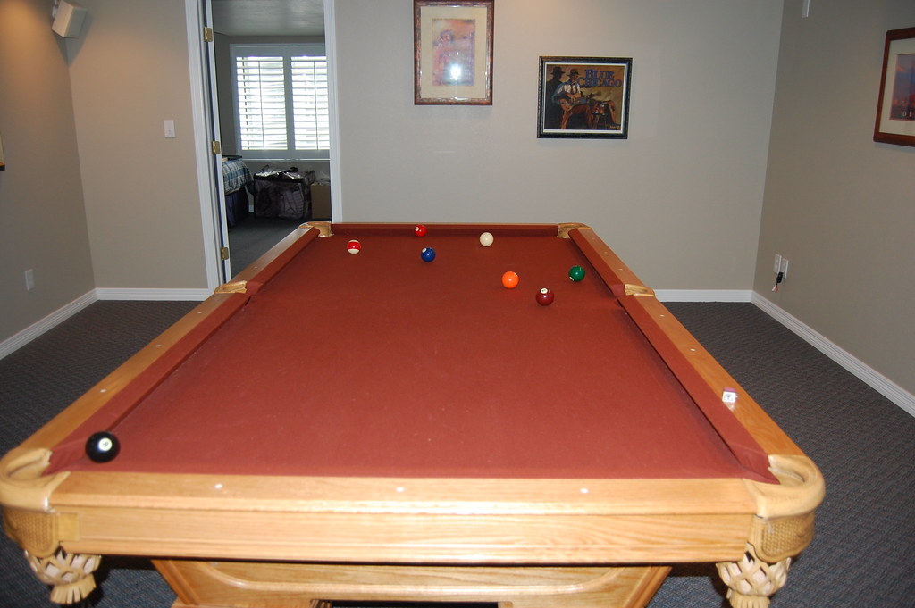 ... Camelot Billiards Pool Table | By Snowysale