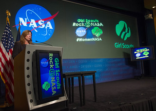 Girl Scouts Rock @NASA (201206080002HQ) | by NASA HQ PHOTO