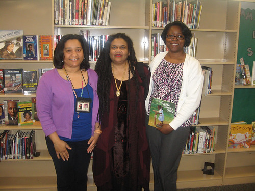 Evelyn Coleman Visits North Avondale Library | by Birmingham Public Library (AL)