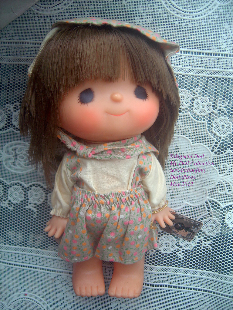 Sekiguchi Printemps Boy Doll - SOLD OUT - Antiques   Dolls   ...