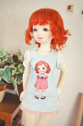 Paper Doll Dress - Chibi Unoa | by Lola · Atelier Momoni +