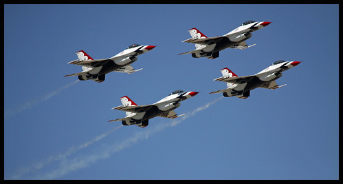 Air Force Thunderbirds | by digit50d