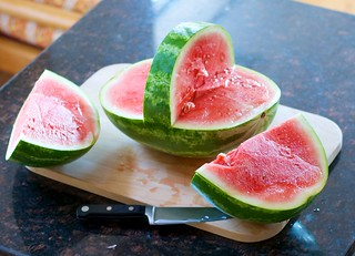 watermelon bowl | by StrawberryPepper