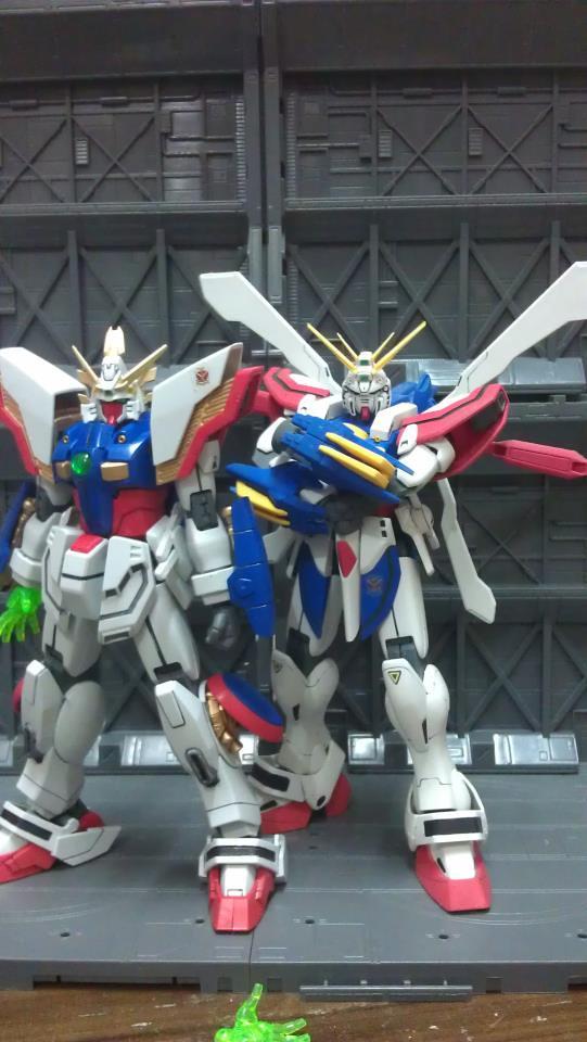 14+ Shining Gundam God Gundam Wallpapers