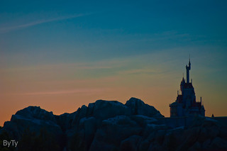 Sunset Beauty at the Beast's Castle | by typuppetguy