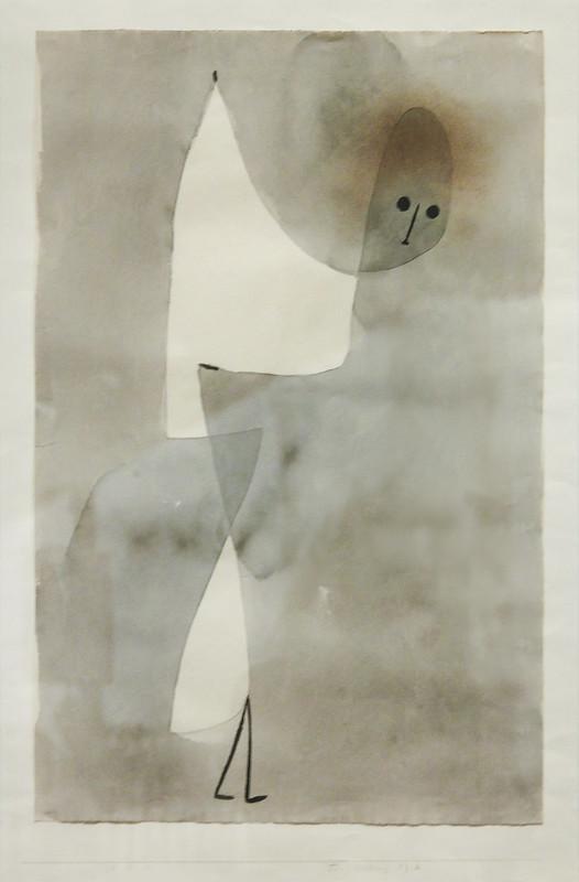 Tanz stellung 17.B, Paul Klee, 1935