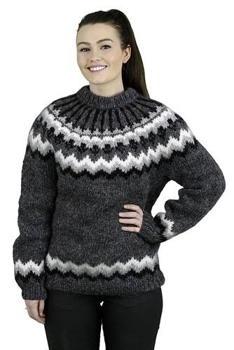 Stylish teen fashion vouge Lopi knitwear | Mytwist