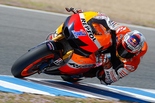 Casey Stoner | by Box Repsol