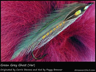 #103 Green Grey Ghost - Peggy Brenner | by pacres