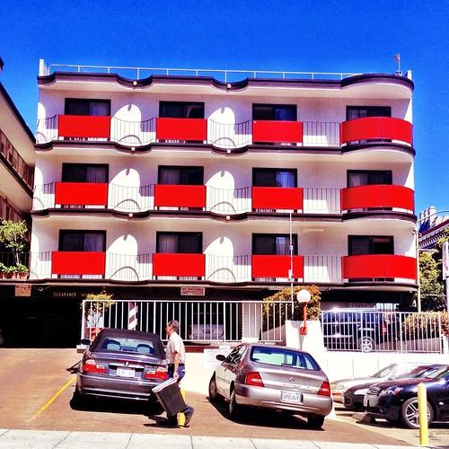 Red Coach Motor Inn 700 Eddy Street San Francisco