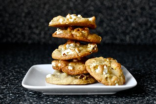buttered popcorn cookie + cookbook preview | by smitten kitchen