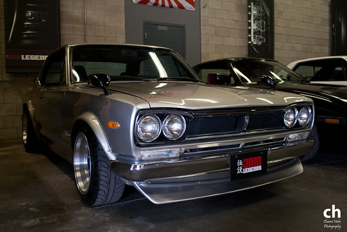 1972 Nissan Skyline 2000GT | by Chance Hales