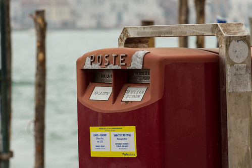 Poste Italiane | by Jarod Carruthers