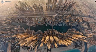 Dubaï sky view by AirPano.com | by Charles Nouÿrit