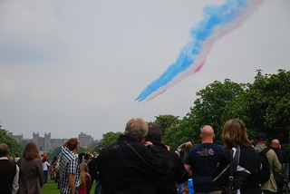 Red Arrows | by suzigun