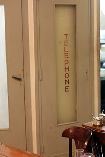 telephone | by David Lebovitz