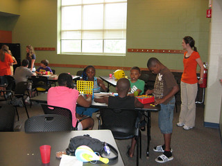 2012 June - End of School Party - playing games | by ACPL