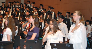 Osan American High School graduation ceremony - Pyeongtaek University - 7 June 2012 | by USAG-Humphreys