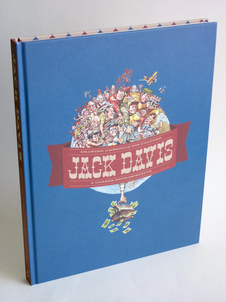 Jack Davis Drawing American Pop Culture A Career Retros Flickr