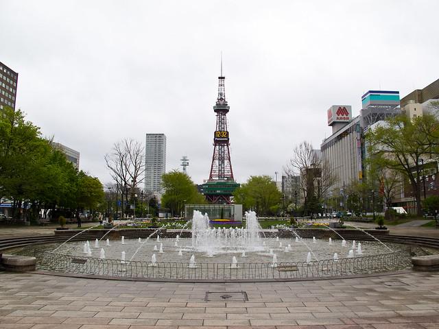 札幌 - 大通公園