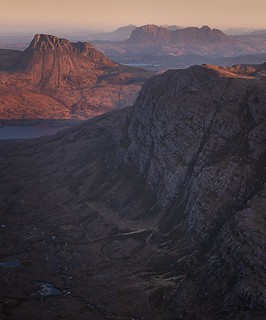 Dawn over Assynt, Sutherland | by Billy Currie