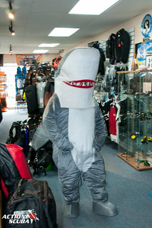 Big Shark Shout Out 2012, Action Scuba | by Project AWARE Foundation