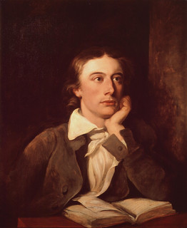 John Keats, Portrait by William Hilton, after Joseph Severn (National Portrait Gallery, London). | by Books18