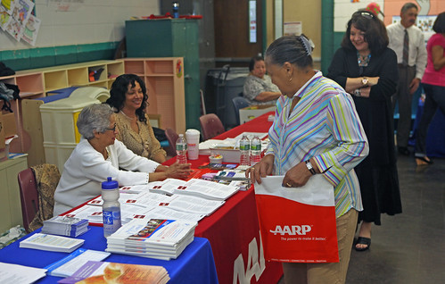 AARP at the West End Community Center | by AARP Rhode Island