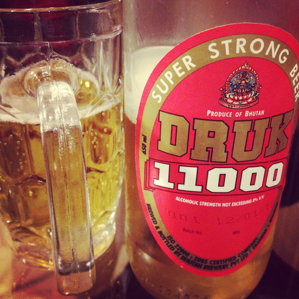 Druk 11000 Beer Beakee Flickr
