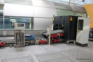 FRA Airport Tour: Baggage System | by AirlineReporter.com