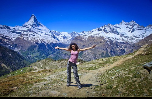 *** Hello from Zermatt! *** | by Marina Bass (back in NY)