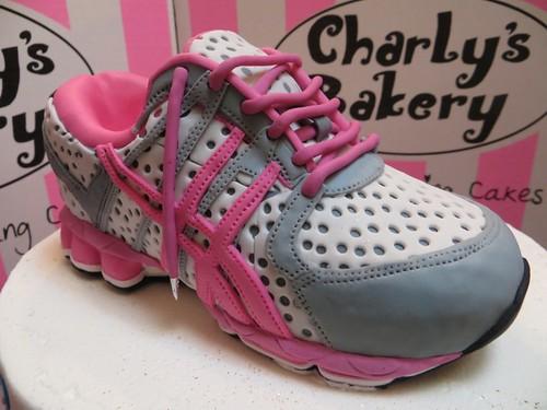 Running Shoe Tutorial