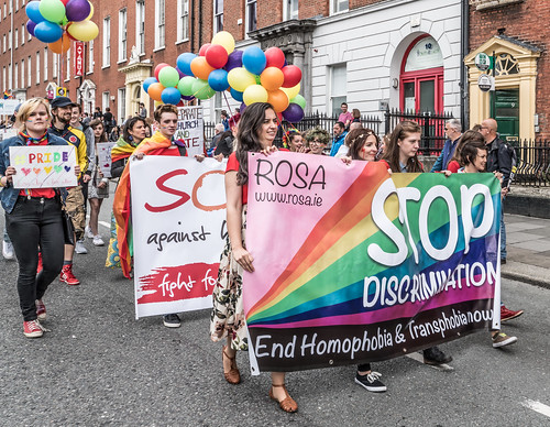 PRIDE PARADE AND FESTIVAL [DUBLIN 2016]-118007 | by infomatique