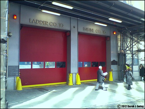 FDNY Ladder 10 / Engine 10 firehouse - Manhattan | by CODE 4 NORTH