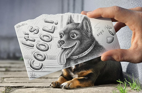 Pencil Vs Camera - 65 | by Ben Heine