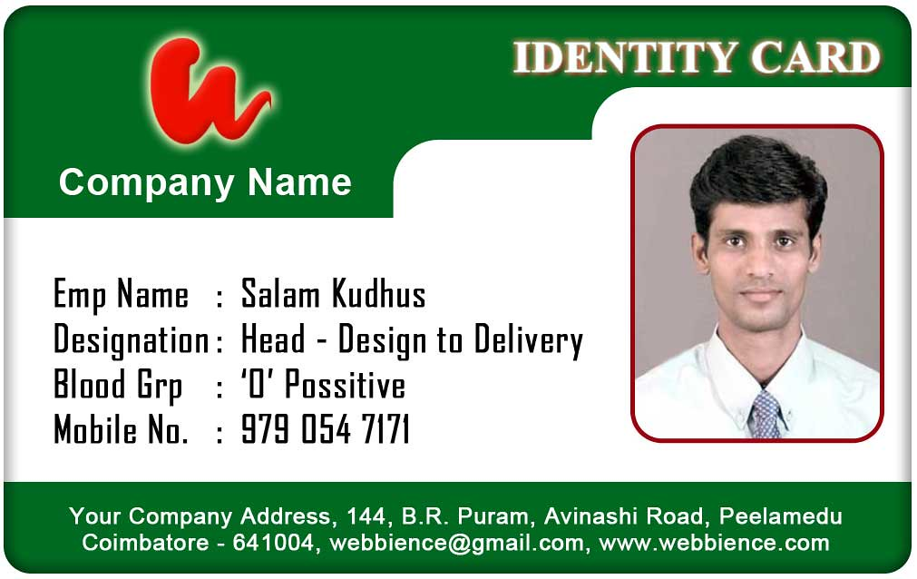 2012 april 201 free id card template set 01 2012 april 201 flickr
