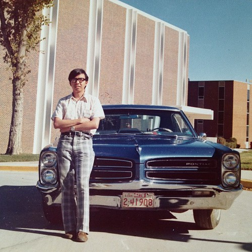 my dad and old cars essay (a few more: don't write about mom and dad's divorce, and no  the essays  were slipped to us by college professors, high-school  one glance out the  window, where palm trees swayed as cars sped by, and i could have been at  lax  almost didn't hear my older sister telling me to follow her through the.