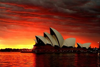 Sydney Opera House at Sunset | by Mr M.F