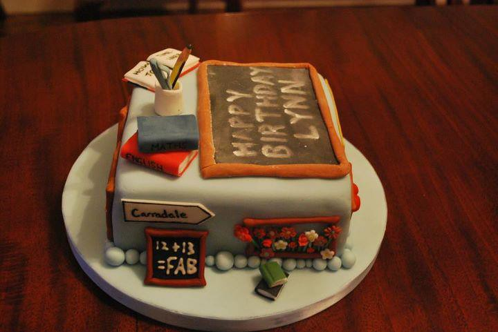 Personalised 25th Birthday Cake Country Bumpkin Cakes Flickr