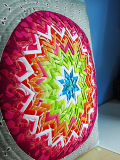Somerset Star Pillow | by Marika Makes