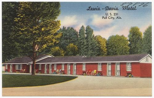 Davis Brothers Motel Bartow Florida