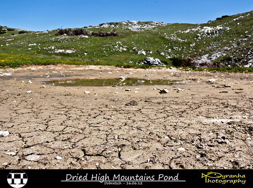 Dried High Mountains Pond | by Pyranha Photography | 1250k views - THX