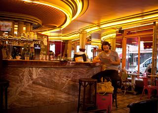 Cafe Paris Menu Hamburg