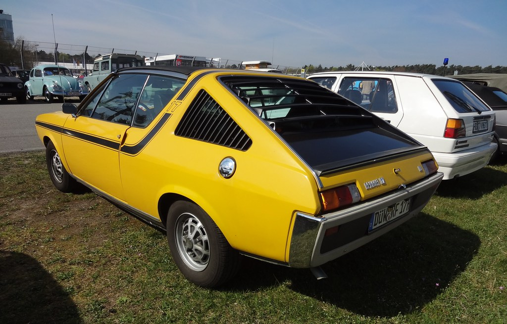 rough renault early 1970s renault 17 ts. Black Bedroom Furniture Sets. Home Design Ideas